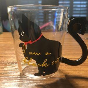 😽 I am a black cat cup - 8.5oz